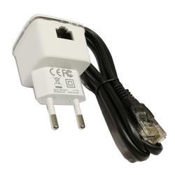 WIFI / LAN Adapter N300- White  - 4