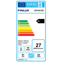 Finlux TV24FHA4160 -T2 SAT-  - 5