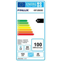Finlux TV49FUB8060 - UHD SAT/T2 SMART WIFI  - 5