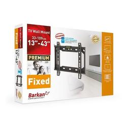 "Barkan 202+ Fixní do 200x200mm, pro TV 13""- 43"" (33-109cm), do 40kg  - 5"