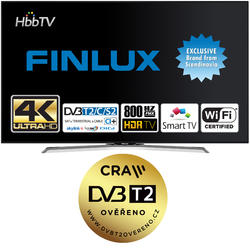 Finlux TV43FUC8160 -  HDR UHD T2 SAT HBBTV WIFI SKYLINK LIVE-  - 5