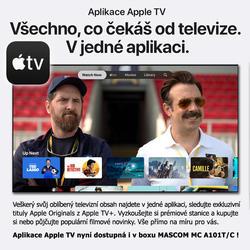MC A101T/C,Android TV 10.0,DVB-T2, 4K HDR, Ovladač s TV Control  - 5