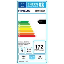 Finlux TV65FUA8061 - UHD T2 SAT SMART WIFI  - 6
