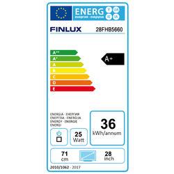 Finlux TV28FHB5660 - T2 SAT SMART WIFI  - 6