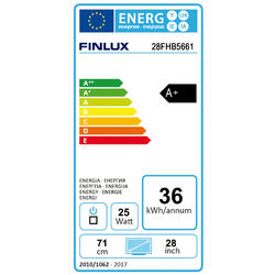 Finlux TV28FHB5661 - T2 SAT WIFI  - 6