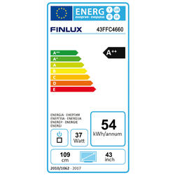 Finlux TV43FFC4660 - FULL HD T2 SAT-  - 6