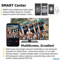 Finlux TV43FUF7161 -  HDR UHD T2 SAT WIFI HBBTV, SMART, SKYLINK LIVE-  - 6