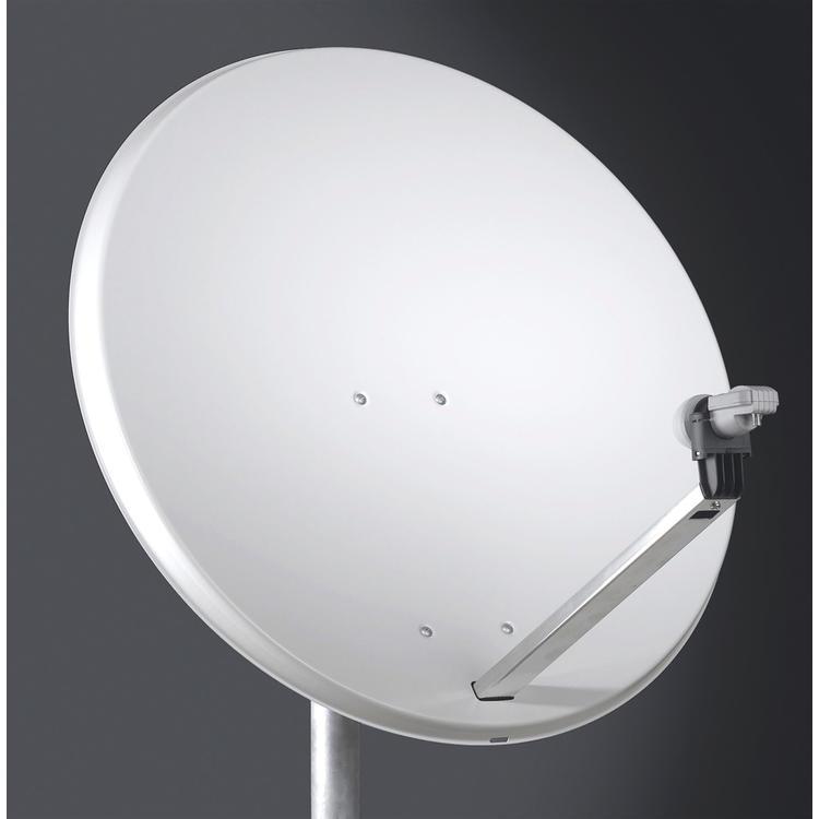 OP 85 - Satelitní anténa bílá bez potisku 15016022