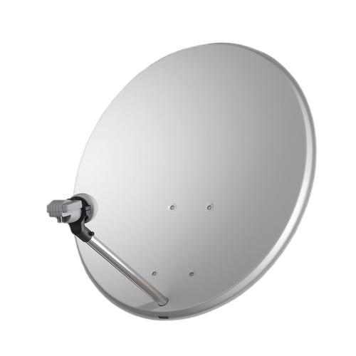 OP 80 ALU - Satelitní anténa bílá hliník bez potisku Code: 15005049 15005185