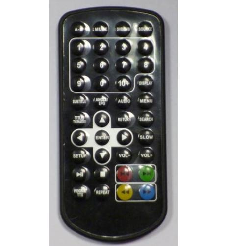 Dálkový ovladač pro DVP7110T DVP9110T