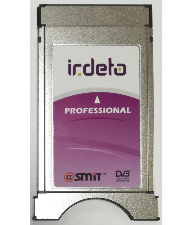 Modul IRDETO PROFESSIONAL4 služby