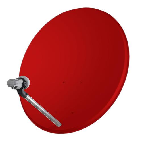 OP 80 - Satelitní anténa červená bez potisku Code: 15015168